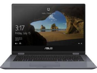 ASUS Asus VivoBook Flip 14 TP412FA-EC371TS Laptop (14 Inch | Core i3 10th Gen | 4 GB | Windows 10 | 512 GB SSD) Price in India