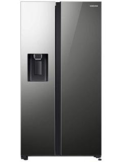 Samsung RS74R53012A 676 L Inverter Frost Free Side By Side Door Refrigerator Price in India