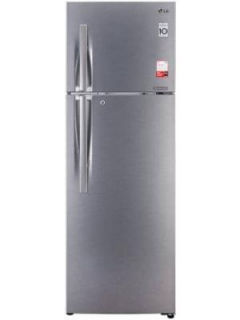 LG GL-T372JDS3 335 L 3 Star Inverter Frost Free Double Door Refrigerator Price in India