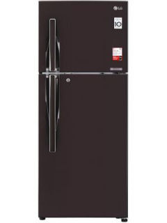 LG GL-T292RRS4 260 L 4 Star Inverter Frost Free Double Door Refrigerator Price in India