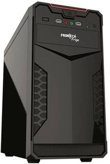 Frontech Frigo2 (Intel i3, 2GB, 500GB, Win 7 Ultimate) Ultra Tower Price in India