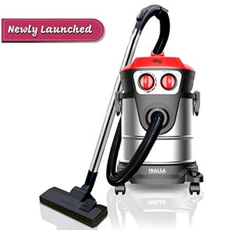 Inalsa Micro WD21 Wet & Dry Vacuum Cleaner Price in India