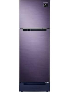 Samsung RT28T3122UT 253 L 2 Star Inverter Frost Free Double Door Refrigerator Price in India