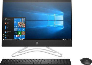 HP 22C0015IN (Core i5 4GB 1TB Win10) All in One Desktop Price in India