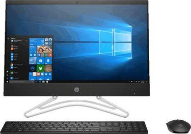 HP 22-c0005in (6DW25AA) (Pentium Quad Core 4GB 1TB Win10) All In One Desktop Price in India