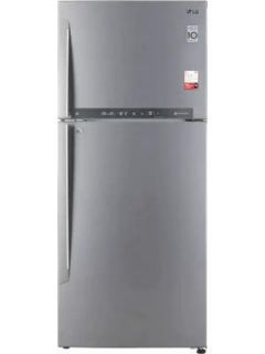 LG GL-T432FDSY 437 L 2 Star Inverter Frost Free Double Door Refrigerator Price in India