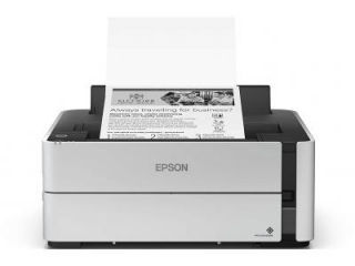 Epson EcoTank M1170 Single Function Inkjet Printer Price in India