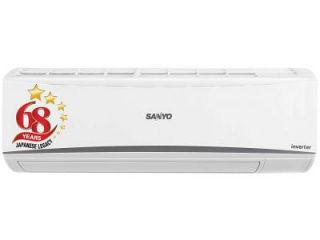 Sanyo SI/SO-10T3SCIC 1 Ton 3 Star Inverter Split Air Conditioner Price in India