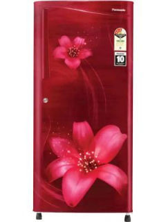 Panasonic NR-A193VFMX1 194 L 3 Star Inverter Direct Cool Single Door Refrigerator Price in India