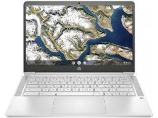 HP Chromebook 14a-na0003TU (2Z332PA) Laptop (14 Inch   Celeron Dual Core   4 GB   Google Chrome   64 GB SSD) Price in India