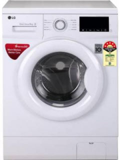 LG 6 Kg Fully Automatic Top Load Washing Machine (FHM1006ADW) Price in India