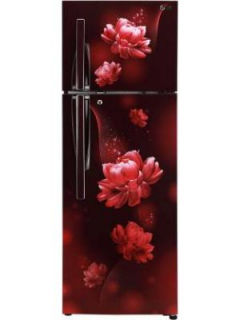 LG GL-T302RSCY 284 L 2 Star Inverter Frost Free Double Door Refrigerator Price in India