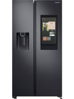 Samsung RS74T5F01B4 657 L Inverter Frost Free Side By Side Door Refrigerator Price in India