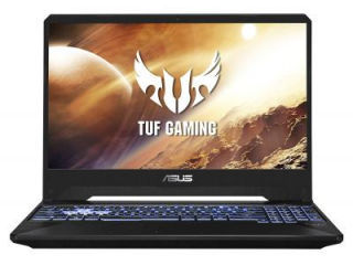 ASUS Asus TUF FX505DT-BQ596T Laptop (15.6 Inch | AMD Quad Core Ryzen 5 | 8 GB | Windows 10 | 1 TB HDD 256 GB SSD) Price in India