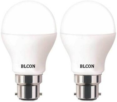 Blcon 9W Round B22 LED Bulb (White, Pack of 2) Price in India