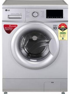 LG 6.5 Kg Fully Automatic Front Load Washing Machine (FHM1065ZDL) Price in India