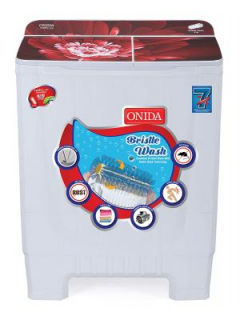 Onida 8 Kg Semi Automatic Top Load Washing Machine (S80GSB) Price in India