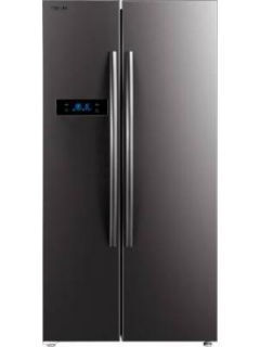 Toshiba GR-RS530WE 587 L Inverter Frost Free Side By Side Door Refrigerator Price in India