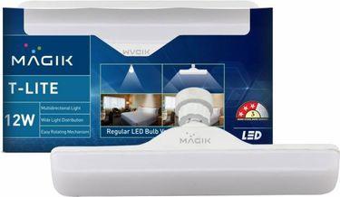 Magik 12W T-Bulb B22 LED Bulb (White) Price in India