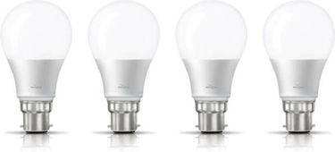 Magik 10W Round B22 LED Bulb (White, Pack of 4) Price in India