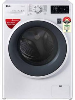 LG 6 Kg Fully Automatic Front Load Washing Machine (FHT1006ZNW) Price in India