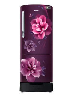 Samsung RR22T383XCR 212 L 4 Star Inverter Direct Cool Single Door Refrigerator Price in India
