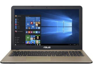 ASUS Asus VivoBook 15 X540NA-GQ285T Laptop (15.6 Inch   Celeron Dual Core   4 GB   Windows 10   1 TB HDD) Price in India