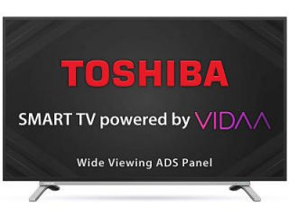 Toshiba 43L5050 43 inch Full HD Smart LED TV Price in India