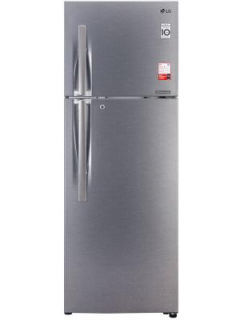 LG GL-T402JDS3 360 L 3 Star Inverter Frost Free Double Door Refrigerator Price in India