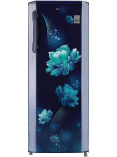 LG GL-B281BBCX 270 L 3 Star Inverter Direct Cool Single Door Refrigerator Price in India