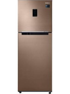 Samsung RT34T4533DP 324 L 3 Star Inverter Frost Free Double Door Refrigerator Price in India
