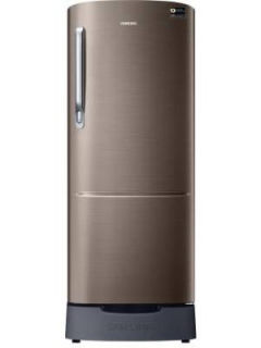 Samsung RR24T282YDX 230 L 3 Star Inverter Direct Cool Single Door Refrigerator Price in India