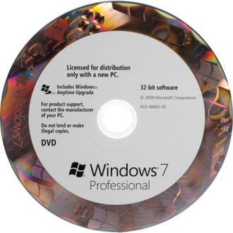 Microsoft Windows 7 Professional 32-Bit OEM Pack Price in India