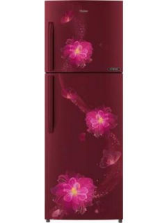 Haier HRF-2784CRB-E 258 L 3 Star Inverter Frost Free Double Door Refrigerator Price in India