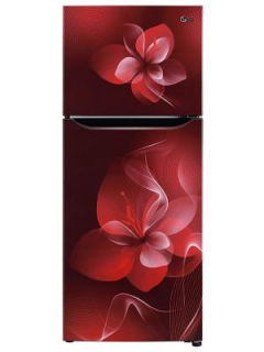LG GL-N292DSDY 260 L 2 Star Inverter Frost Free Double Door Refrigerator Price in India