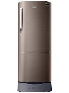 Samsung RR22T282YDX 212 L 3 Star Inverter Direct Cool Double Door Refrigerator Price in India