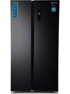 Motorola 592HSMTB 592 L Inverter Frost Free Side By Side Door Refrigerator Price in India