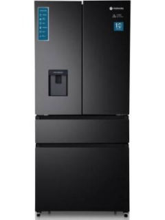 Motorola 533AFDMTB 533 L Inverter Frost Free Triple Door Refrigerator Price in India