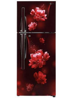 LG GL-T292RSCY 260 L 2 Star Inverter Frost Free Double Door Refrigerator Price in India