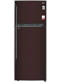 LG GL-T502FRS3 471 L 2 Star Inverter Direct Cool Double Door Refrigerator Price in India