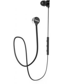 Philips TAUN102BK Bluetooth Headset Price in India