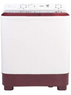 Haier 6.5 Kg Semi Automatic Top Load Washing Machine (HTW65-1187BO) Price in India