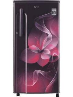 LG GL-B191KPDX 188 L 3 Star Inverter Direct Cool Single Door Refrigerator Price in India