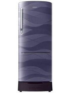 Samsung RR22T385XRV 215 L 4 Star Inverter Direct Cool Single Door Refrigerator Price in India