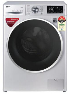 LG 8 Kg Fully Automatic Front Load Washing Machine (FHT1208ZNL) Price in India