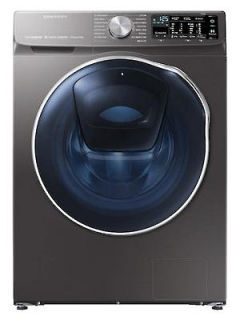 Samsung 10 Kg Fully Automatic Front Load Washing Machine (WD10N641R2X) Price in India