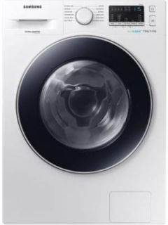 Samsung 7 Kg Fully Automatic Front Load Washing Machine (WD70M4443JW) Price in India