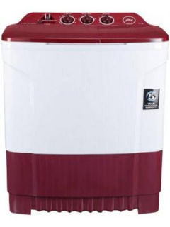 Godrej 7.2 Kg Semi Automatic Top Load Washing Machine (WS EDGE CLS 7.2 WNRD PN2 M) Price in India