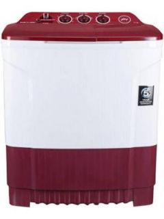 Godrej 7.2 Kg Semi Automatic Top Load Washing Machine (WS EDGE CLS 7.2 WNRD PN2 M) Price in India