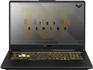 ASUS Asus TUF Gaming A17 FA706IH-AU016T Laptop (17.3 Inch   AMD Hexa Core Ryzen 5   8 GB   Windows 10   512 GB SSD) Price in India